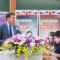 BRITAIN British Minister shares England's place in the world at NCCU